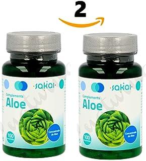 Potente Probiótico con Aloe Vera e Inulina [10 mil millones ...