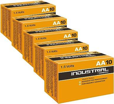 Duracell Industriale Aa Batteria Mn1500 Lr6 Mignon Grande Quantitativo 20 Pz
