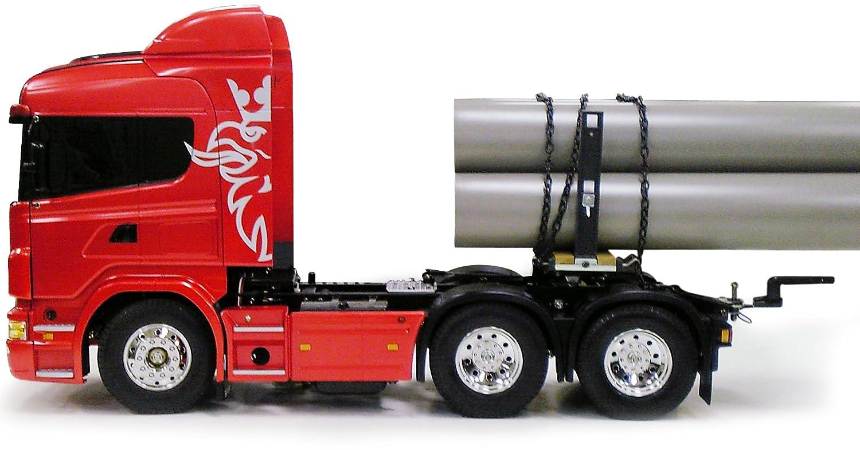 Amazon.com: Tamiya R620 Tractor Truck Scania Vehicle: Toys & Games