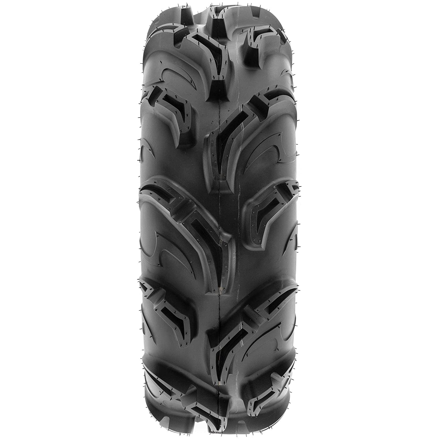 Set of 4 SunF Mud Trail Replacement ATV UTV 6 Ply Tires 27x9-14 /& 27x11-14 Tubeless A048,