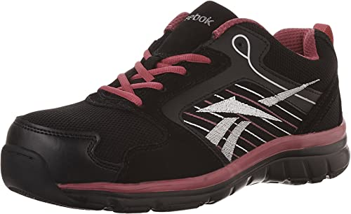 new concept wide range cost charm Amazon.com: Reebok Work Women's Anomar RB454 Athletic Safety Shoe ...