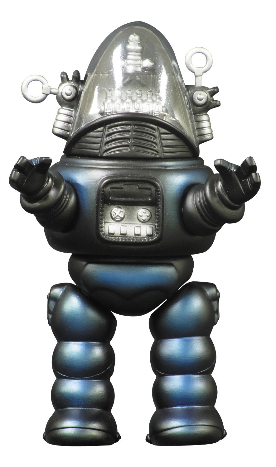 ロビーザロボット レトロソフビ (PVC塗装済み完成品) B008VTLT8E