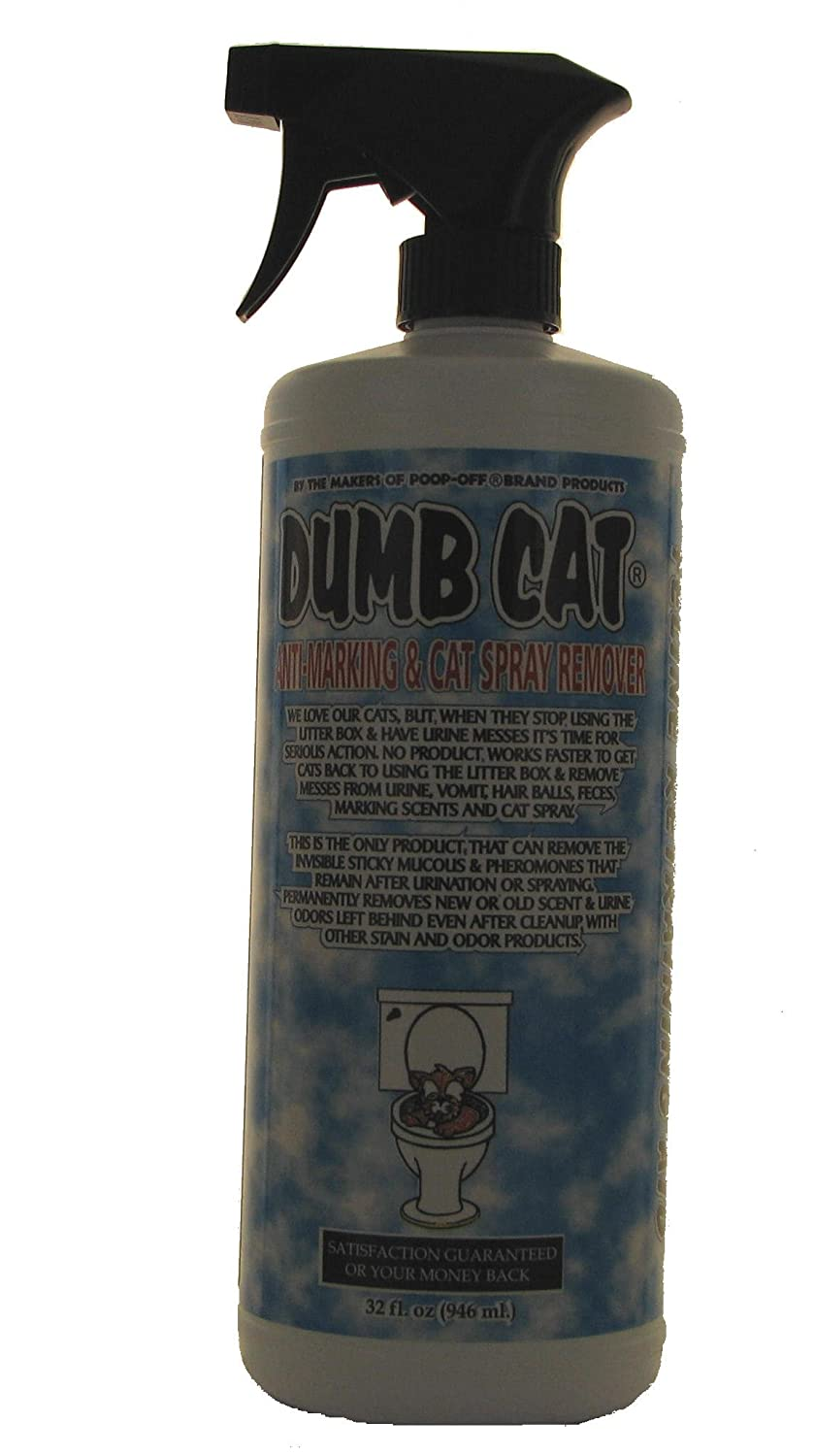 Dumb Cat Anti Marking and Cat Spray Remover Feline Retraining Aid Sprayer