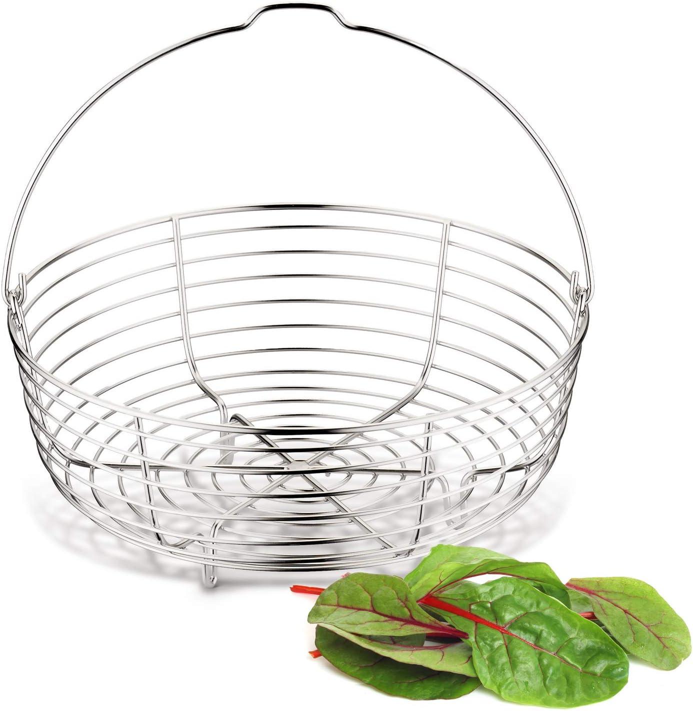 Lagostina 010920260107 1basket(s) Stainless Steel steam Cooker - steam cookers (1 Basket(s), Stainless Steel, 7 L)