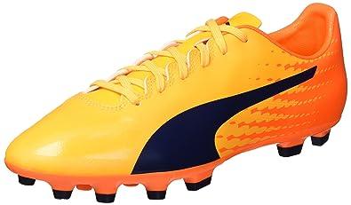 Puma Herren evoSPEED 17 Super FG Fußballschuhe Orange xcCv4tL