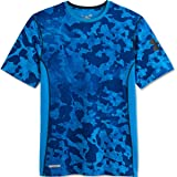 Under Armour Heatgear Sonic Fitted Printed SS Tee - Men's