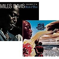 Kind Of Blue - Bitches Brew (2CD) - Miles Davis - 3 CD Album Bundling