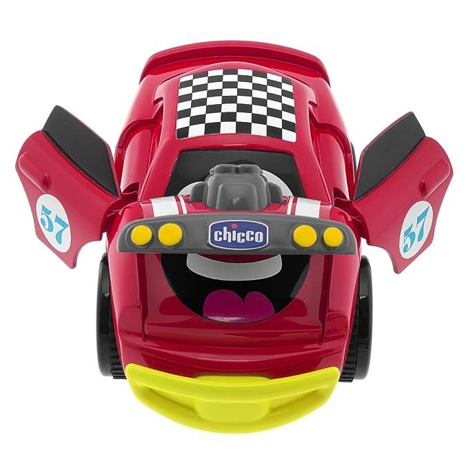 Chicco - Coche Turbo Touch Crash Derby, color rojo (00006716000000): Amazon.es: Juguetes y juegos