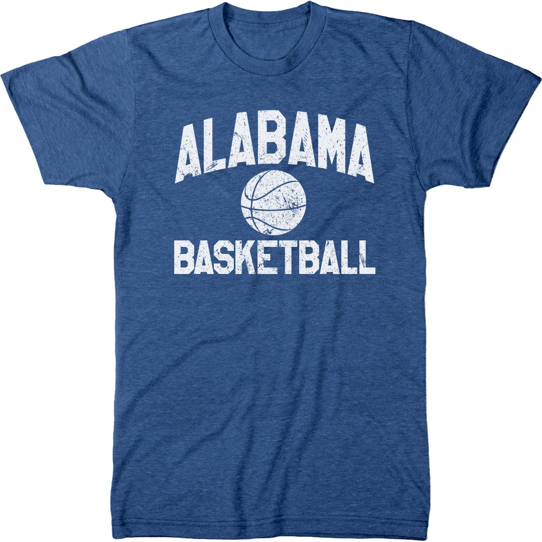 Alabama Basketball Modern Shirts