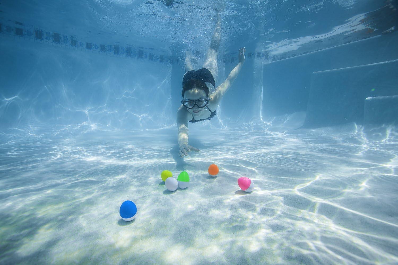Poolmaster Rotten Egg Swimming Pool Toy Dive Game