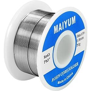 MAIYUM 63-37 Tin Lead Soldering