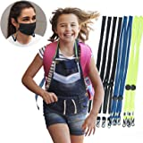 AOTDAOU Face Mask Lanyard for Kids&Adult with Clips, Face Covering Accessories, Lanyard Straps Necklace Durable Cord for…