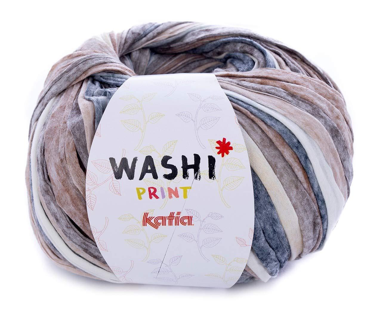 Katia Washi Print Yarn