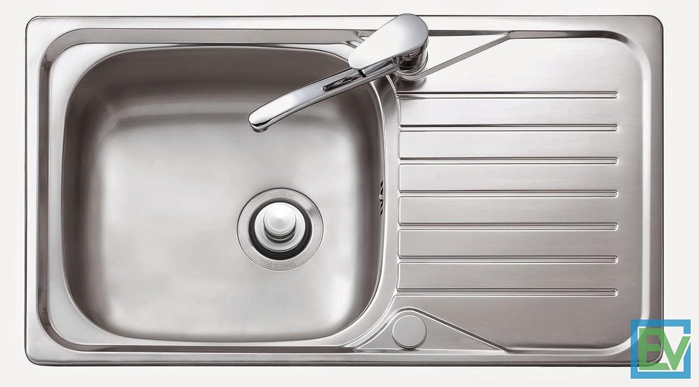 Amazon.com: Garbage Disposal Splash Guard / Sink Baffle AND BONUS ...