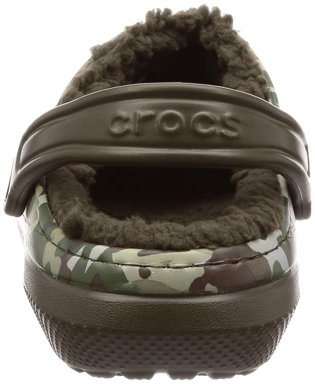 4609968e117 Crocs Classic Lined Graphic II Clog U