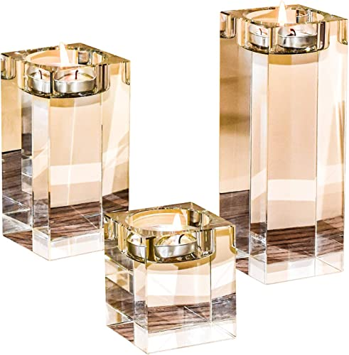 Le Sens Amazing Home Candle Holders Set of 3