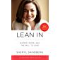 Lean In: Women, Work, and the Will to Lead (English Edition)