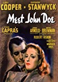 Meet John Doe [1941] [DVD]