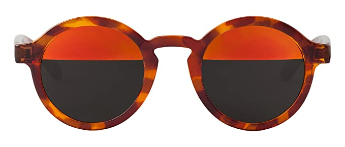 MR.BOHO, Vintage tortoise dalston with bicolor red lenses ...