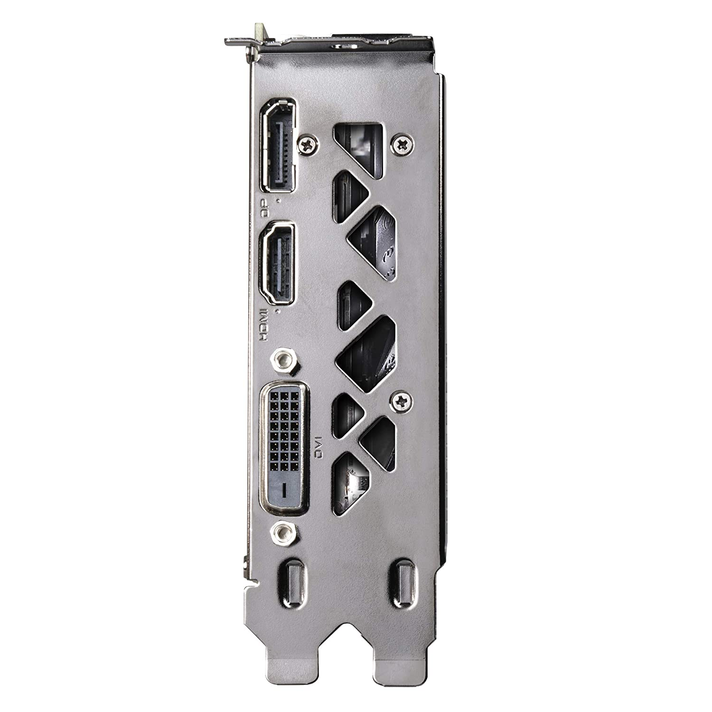 EVGA GeForce GTX 1660 XC Black Gaming 6GB GDDR5 HDB Fan 06G-P4-1161-KR