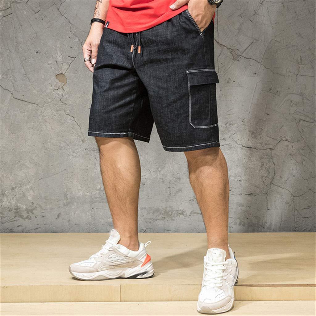 Bermudas Pantalones Cargo Pantalones Anchos De Vestir Tallas Grandes S 7xl Hombre Subfamily Vaqueros Cortos Hombre Ropa Hombre