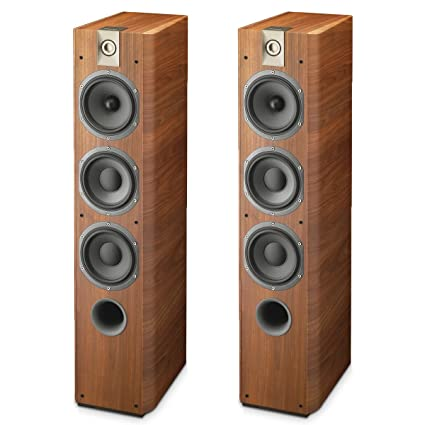 Amazon com: Focal Chorus 726 3-Way Bass Reflex Floorstanding