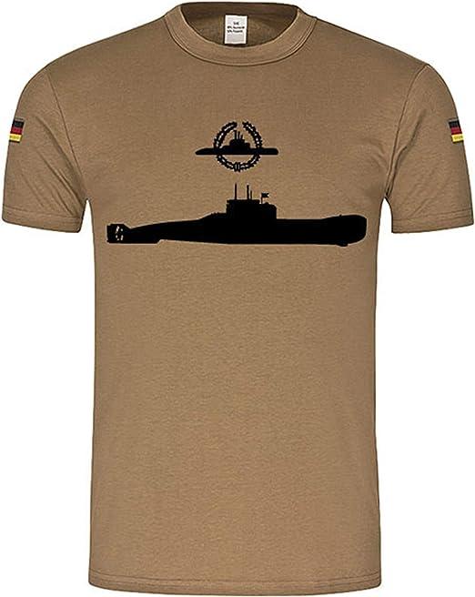 Copytec 15540 - Emblema para submarino (clase 206): Amazon.es: Ropa y accesorios