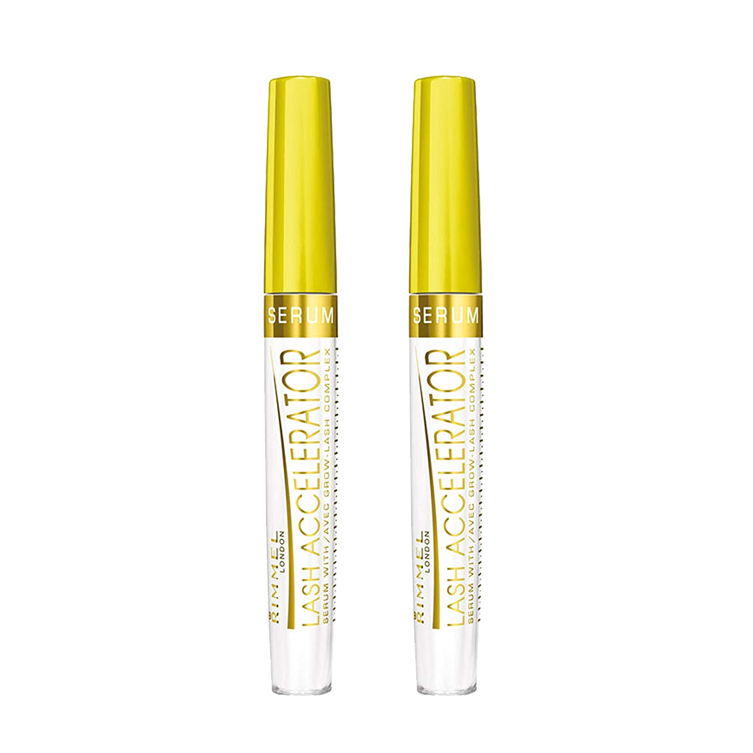 c90c1366a25 Amazon.com: Rimmel Lash Accelerator Serum, Clear, Nourishing Serum for the  Appearance of Full, Lush Eyelashes and Eyebrows, Enhance the Natural Growth  of ...