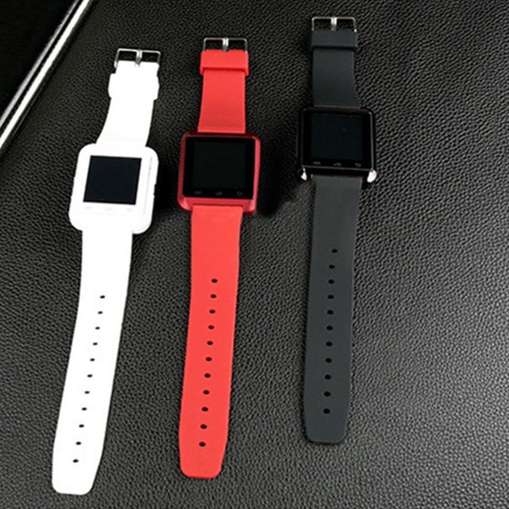 Amazon.com: Bulges Fitness Tracker Watch, Activity Tracker With Smart Watch for Kids Bluetooth Pedometer Smart Wrist Watch Women Men Phone Mate with Iphone ...