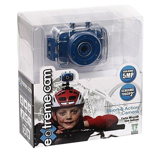 32 opinioni per Giochi Preziosi- Extreme Cam Camera e Macchina Fotografica, con Accessori