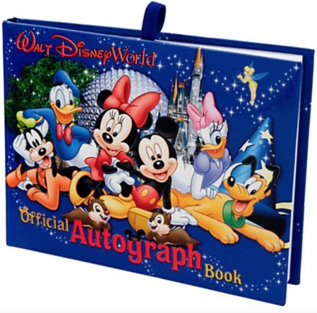 Disney Autograph Book Disney Kids Personalised Autograph Book for Disney Parks