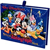 Walt Disney World Exclusive Official Autograph Book
