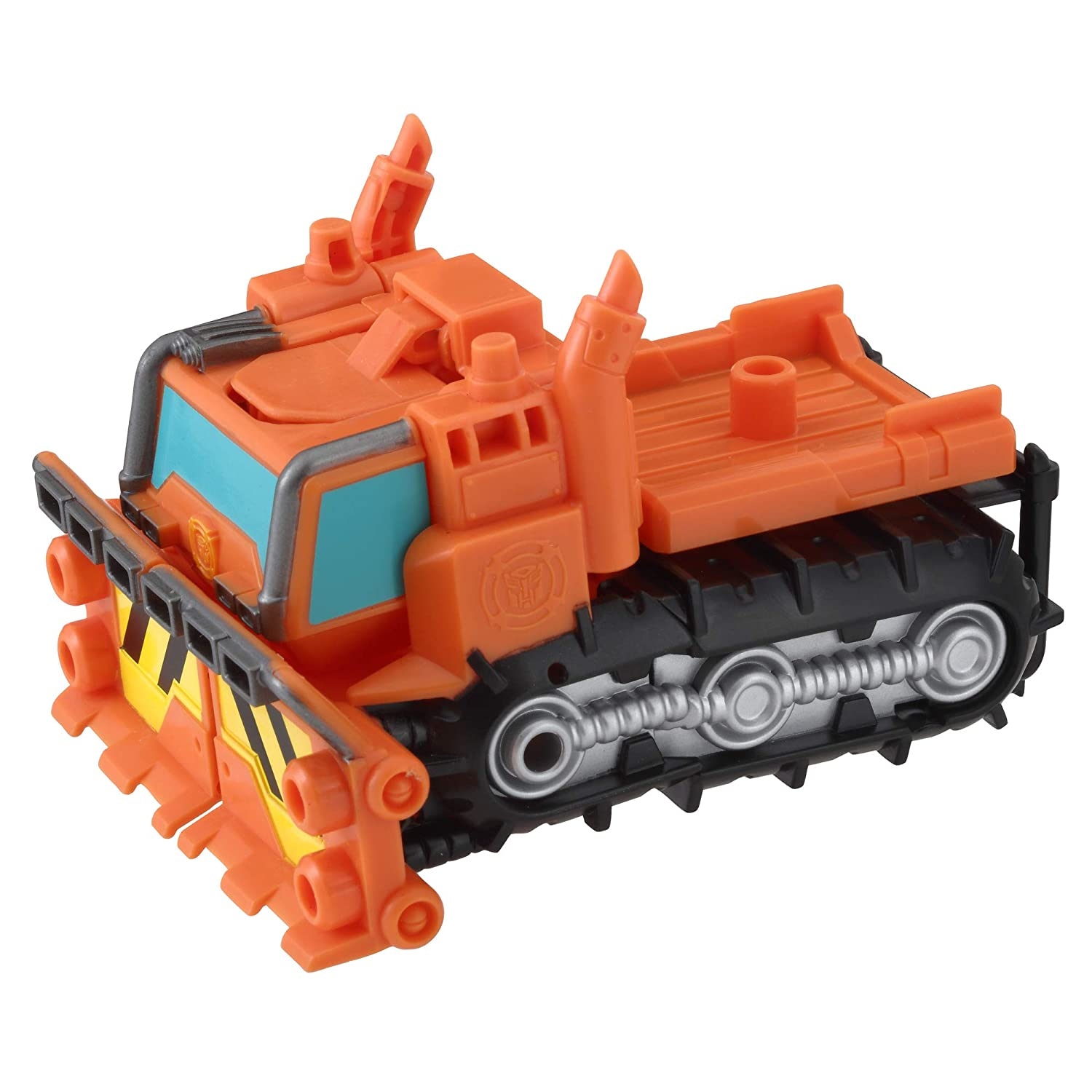 Playskool Heroes Transformers Rescue Bots Salvage Cement Mixer Hasbro E4107AS00