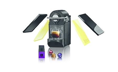 Krups Nespresso Pixie Clips XN3020 - Cafetera de cápsulas de 19 ...