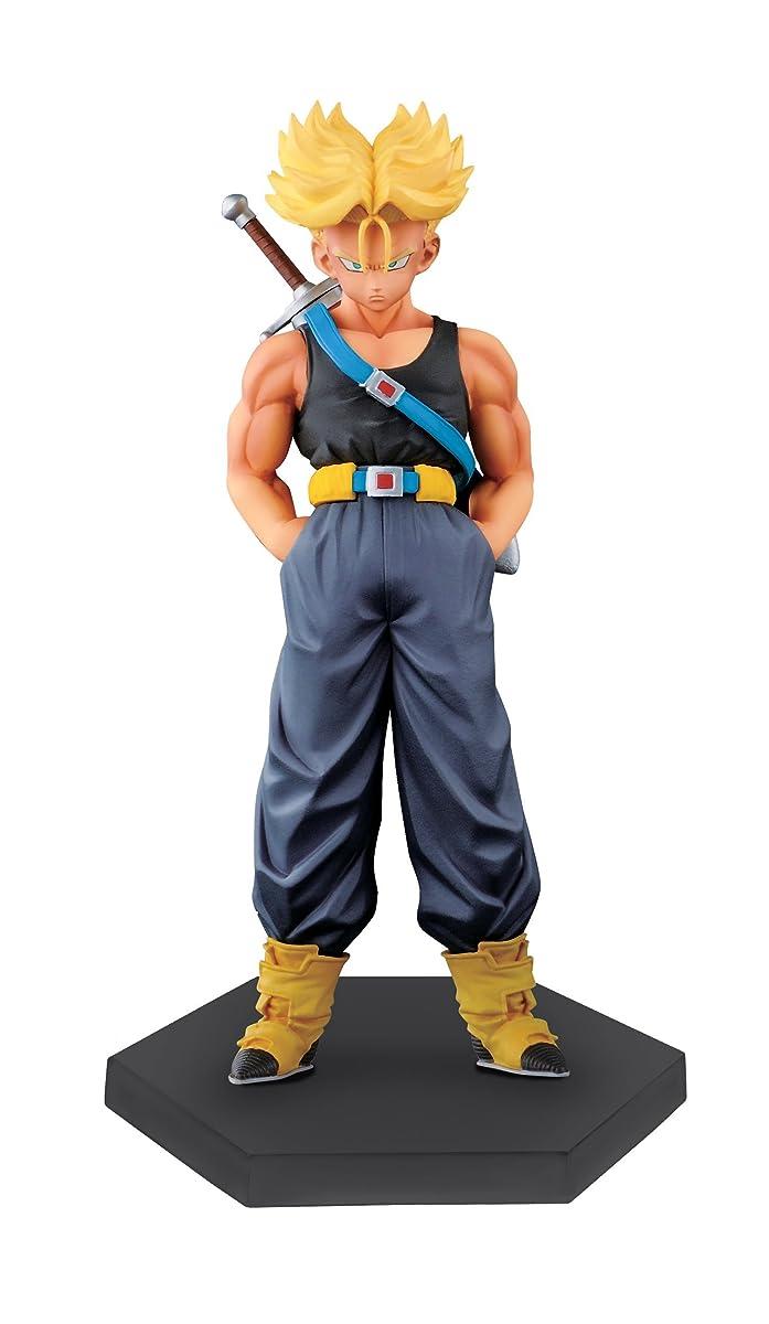 "Banpresto Dragon Ball Z 5.9"" Super Saiyan Trunks DXF Figure, Chozousyu Special, Original Color Version"