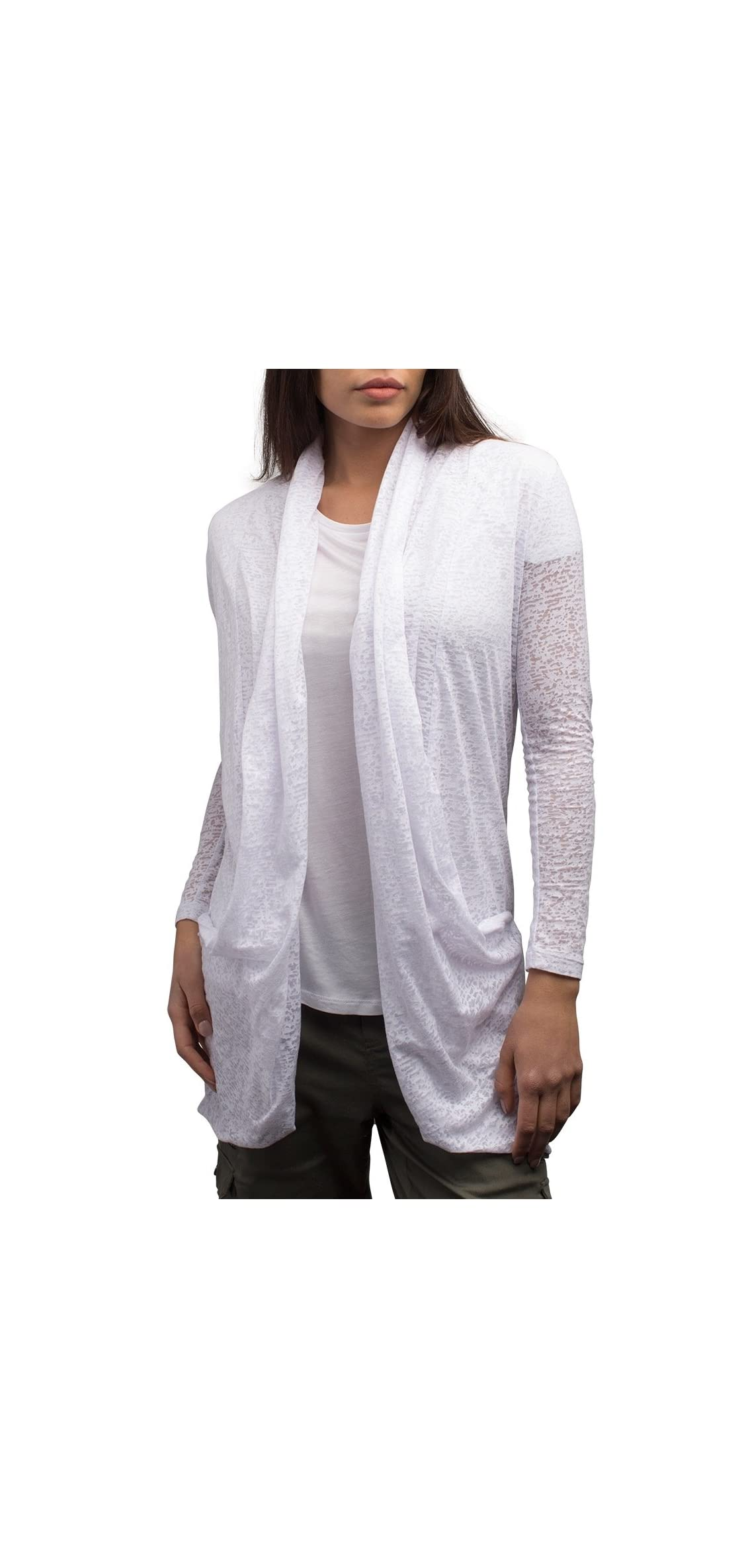 Women Lucille Cardigan - Travel Clothing For Women -