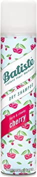 Batiste 6.73 Ounce Dry Shampoo (Cherry Fragrance)