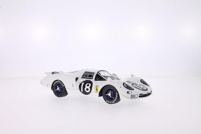 Ferrari 365 P2 Elefante, RHD, No.18, N.A.R.T., 24h Le Mans, 1966, Modellauto, Fertigmodell, CMF 1 18