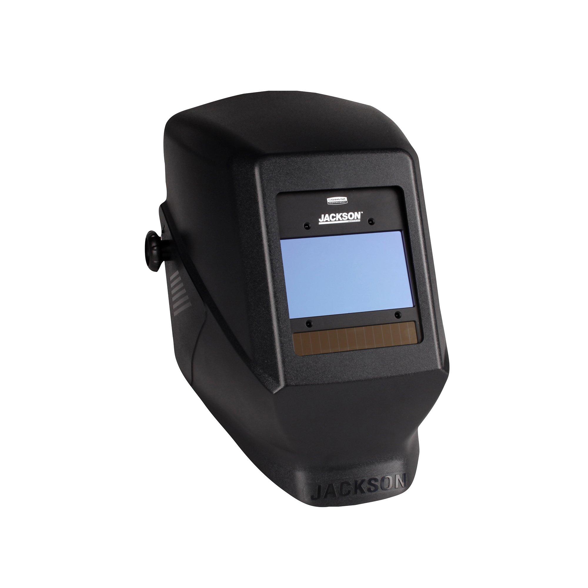 Jackson Safety Insight Variable Auto Darkening Welding Helmet (46129), HSL100, ADF, Black