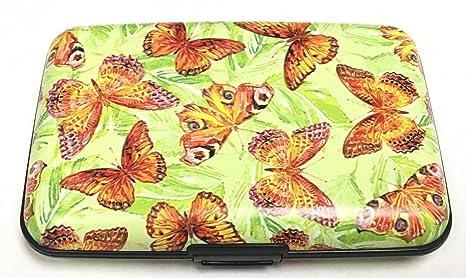 Amazon.com: Mariposas, robo de seguro RFID Protección ...