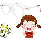 Yasee Blue Light Glasses for Kids, Kids Blue Light Blocking Glasses for Boys Girls, 4-in-1 Scented & Lightweight Glasses IR,