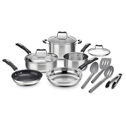 Cuisinart P87-12 - Juego de utensilios de cocina (acero ...