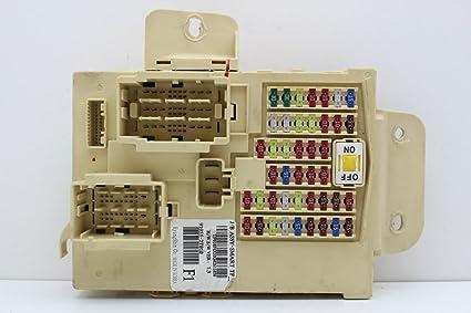 Amazon.com: 14 15 Kia Optima 91955-2T010 Fusebox Fuse Box ... on chevy fuse, nissan fuse, 2003 tacoma tail light fuse,