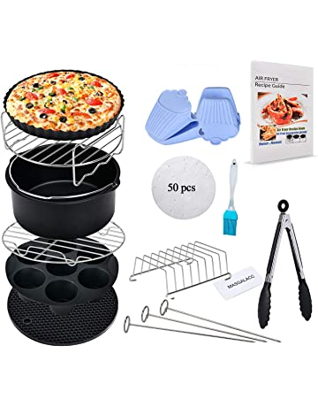 Air Fryer Accessories 13pcs Fits all 3.7QT- 4.2QT - 5.3QT for Gowise