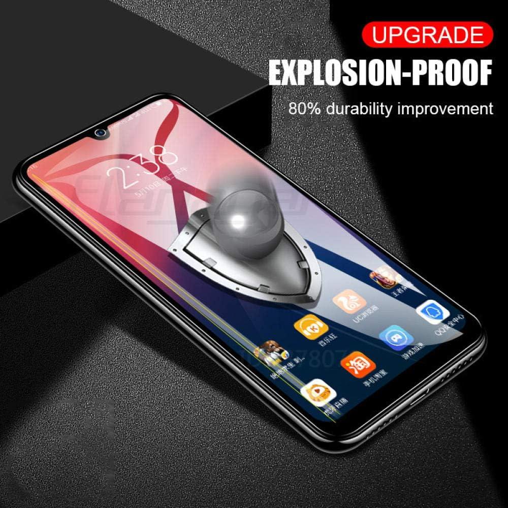 STCMW 3 Piezas Cristal Protector para Xiaomi Redmi Note 7 5 6 Pro 9H Protector de Pantalla para Redmi 5 7 5A 6A Note 5A Película de Vidrio Templado@para Nota 5A (16G)_2 Piezas de Vidrio