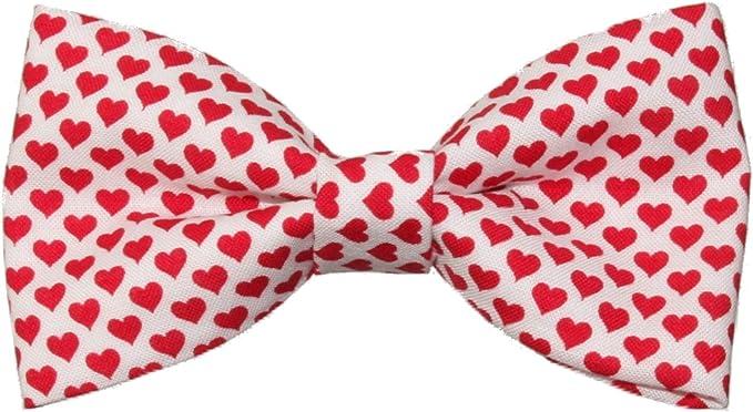 Valentines Day Bow Tie