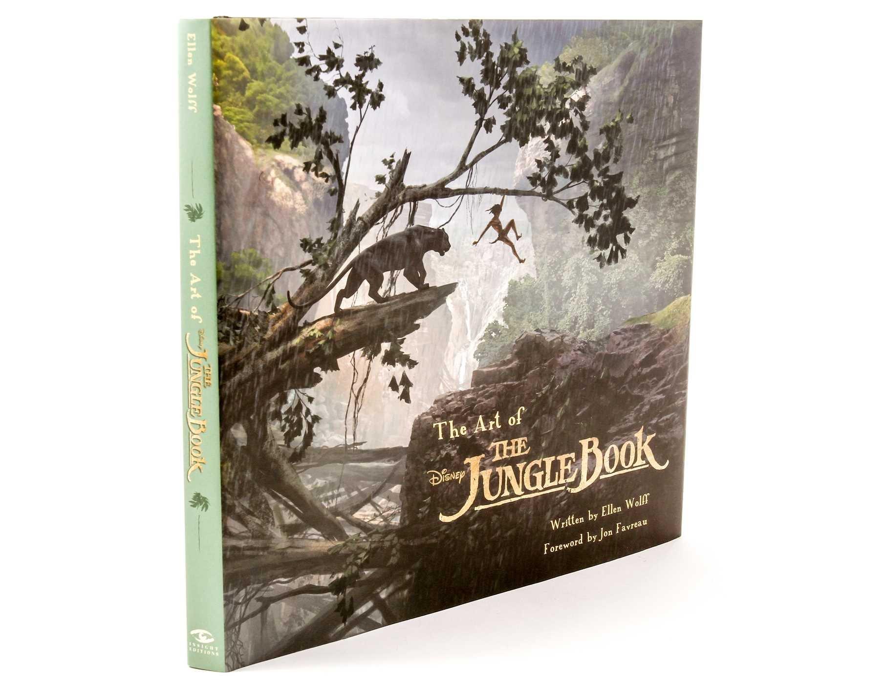 The Art Of The Jungle Book Ellen Wolff Amazoncom - Minecraft jungle hauser