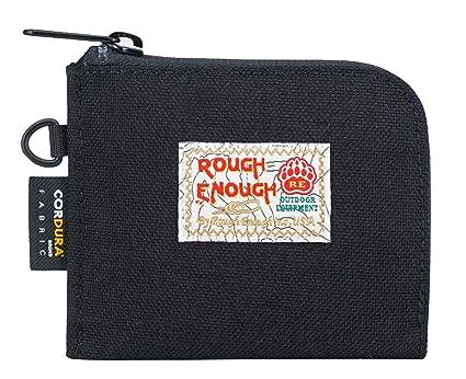 Rough Enough 3 – funcional bolsillo para monedas/tarjeta de crédito/Nota de papel Fiesta bolsillo