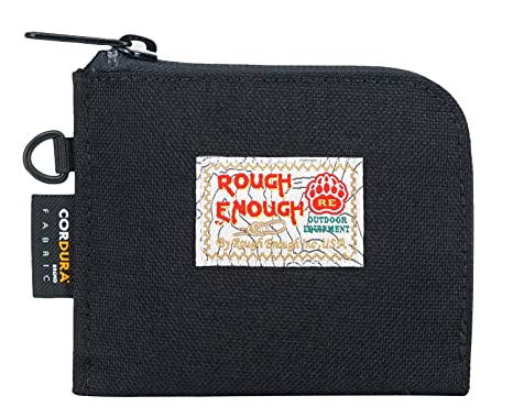 Amazon.com: Rough Suficiente Pequeña Monedero Bolsa de ...