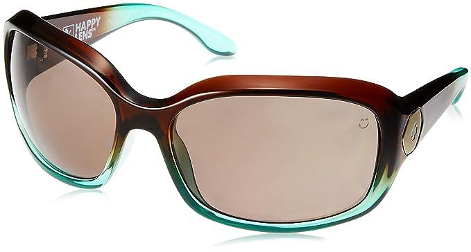 Spy - Gafas de sol - para hombre verde verde menta: Amazon ...